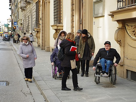 accessible tours florence